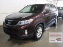 Used 2014 Kia Sorento LX/ ONE OWNER/ NO ACCIDENTS/ LOW KILOMETERS for sale in Edmonton, AB