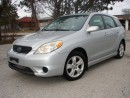 Used 2007 Toyota Matrix XR for sale in Mississauga, ON
