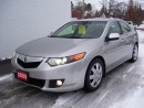 Used 2009 Acura TSX w/Premium Pkg for sale in Kitchener, ON