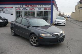 Used 2004 Mazda MAZDA6 S for sale in Etobicoke, ON