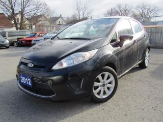 Used 2012 Ford Fiesta SE for sale in St Catharines, ON