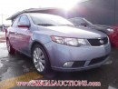 Used 2010 Kia FORTE  4D SEDAN for sale in Calgary, AB