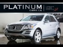 Used 2011 Mercedes-Benz ML-Class ML350 BlueTEC 4MATIC for sale in North York, ON