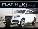 Used 2015 Audi Q7 TDI AWD Vorsprung, 7 for sale in North York, ON