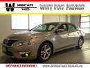 Used 2013 Nissan Altima SV| SUNROOF| BLUETOOTH| BACKUP CAM| 67,329KMS for sale in Cambridge, ON