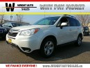 Used 2014 Subaru Forester 2.5i| AWD| HEATED SEATS| BLUETOOTH| 108,224KMS for sale in Cambridge, ON