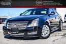 Used 2011 Cadillac CTS Sedan New Luxury|AWD|Pano Sunroof|Bluetooth|Leather|Heated Front Seats|17