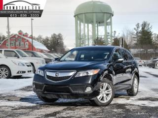 Used 2013 Acura RDX 6-Spd AT AWD for sale in Stittsville, ON