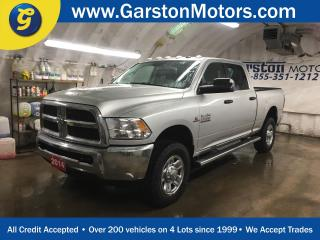 Used 2014 Dodge Ram 2500 SLT*CUMMINS TURBO DIESEL*CREW CAB*KEYLESS ENTRY*REMOTE START*POWER WINDOWS LOCKS*POWER HEATED MIRRORS*POWER SLIDING REAR WINDOW* for sale in Cambridge, ON