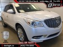 New 2017 Buick Enclave Heated Leather, Colour Touch Navigation, 7 Passenger for sale in Lethbridge, AB