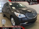 New 2017 Buick Enclave Premium-Heated/Cooled Leather, Dual Panel Moonroof, Colour Touch Navigation for sale in Lethbridge, AB