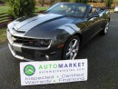 Used 2012 Chevrolet Camaro Convertible 2SS for sale in Surrey, BC