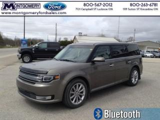 Used 2013 Ford Flex Limited  - Leather Seats -  Bluetooth for sale in Kincardine, ON