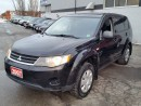 Used 2007 Mitsubishi Outlander LS for sale in Brampton, ON