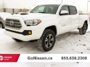 Used 2016 Toyota Tacoma TRD 4x4 Sport Double cab for sale in Edmonton, AB