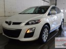 Used 2012 Mazda CX-7 GX/ LEATHER/ SUNROOF/DVD for sale in Edmonton, AB