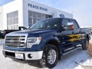 Used 2013 Ford F-150 Lariat 4x4 SuperCrew Cab 6.5 ft. box 157 in. WB for sale in Peace River, AB