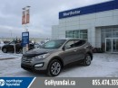 Used 2013 Hyundai Santa Fe Sport 2.0T Limited AWD Nav Pano Roof Leather for sale in Edmonton, AB