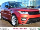 Used 2014 Land Rover Range Rover Sport V8 Supercharged Autobiography - CPO 6yr/160000kms manufacturer warranty included until Febuary 27, 2020! CPO rates starting at 1.9%! LOCALLY OWNED AND SERVICED | ONE OWNER TRADE IN | NO ACCIDENTS | NAVIGATION | SURROUND CAMERA SYSTEM | PARKING SENSO for sale in Edmonton, AB