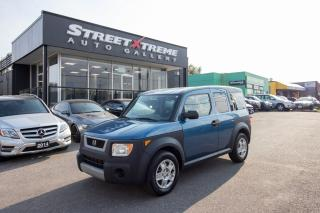 Used 2006 Honda Element POWER LOCKS & WINDOWS | AIR CONDITIONING for sale in Markham, ON