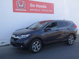Used 2017 Honda CR-V EX-L for sale in Edmonton, AB