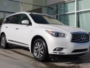 Used 2014 Infiniti QX60 DRIVER ASSIST/BLIND SPOT/AROUND VIEW MONITOR/HEATED SEATS/NAVIGATION for sale in Edmonton, AB