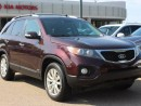 Used 2011 Kia Sorento EX V6 AWD, LEATHER! 273 HP ! for sale in Edmonton, AB