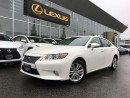 Used 2013 Lexus ES 350 6A for sale in Surrey, BC