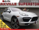 Used 2011 Porsche Cayenne Turbo | 22 WHEELS | NAVI | LEATHER | SUNROOF for sale in Oakville, ON