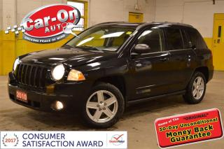 Used 2010 Jeep Compass NORTH 4X4 Only 99,000 km for sale in Ottawa, ON