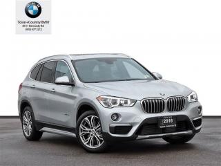 Used 2016 BMW X1 Xdrive28i Premium Package Essential for sale in Unionville, ON