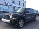 Used 2008 Jeep Patriot Limited LEATHER, 4X4 !! for sale in Concord, ON