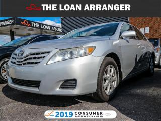 Used 2011 Toyota Camry for sale in Barrie, ON