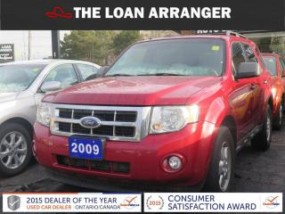 Used 2009 Ford Escape for sale in Barrie, ON
