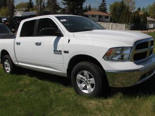 Used 2017 RAM 1500 SLT 4x4 Crew Cab for sale in Edmonton, AB