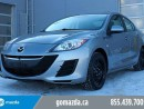 Used 2010 Mazda MAZDA3 GS 2 SETS OF TIRES AIR for sale in Edmonton, AB