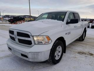 Used 2017 Dodge Ram 1500 SLT for sale in Peace River, AB