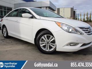 Used 2013 Hyundai Sonata GLS LOW KM/SUNROOF/ALLOYS for sale in Edmonton, AB