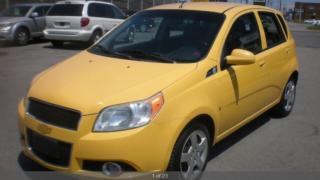 Used 2009 Chevrolet Aveo LS for sale in York, ON