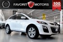 Used 2012 Mazda CX-7 GS AWD | LTHR | HEATED SEATS | MOONROOF for sale in North York, ON