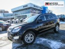 Used 2016 Chevrolet Equinox T AWD,  True North Edition, heated seats, Navigation, Power sunroof for sale in Ottawa, ON