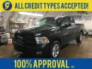 Used 2011 Dodge Ram 1500 SPORT*QUAD CAB*HEMI*LEATHER*KEYLESS ENTRY*POWER HEATED SIDE MIRRORS* for sale in Cambridge, ON
