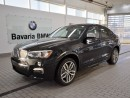 Used 2017 BMW X4 M40i for sale in Edmonton, AB
