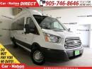 Used 2015 Ford Transit Connect XLT| 15-PASSENGER| DIESEL| NAVI| BACK UP CAM| for sale in Burlington, ON