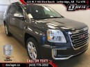 New 2017 GMC Terrain SLT-Heated Leather Seats, Navigation, AWD, Remote Start for sale in Lethbridge, AB