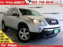 Used 2008 GMC Acadia SLE| AWD| WE WANT YOUR TRADE| LOCAL TRADE| for sale in Burlington, ON