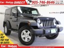 Used 2015 Jeep Wrangler Sport  4X4  WE WANT YOUR TRADE  LOCAL TRADE  for sale in Burlington, ON