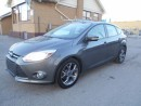 Used 2013 Ford Focus SE 2.0L Automatic Certified & E-Tested 81,000KMs for sale in Etobicoke, ON