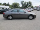 Used 2006 Honda Accord EX-L for sale in Scarborough, ON
