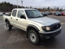 Used 2001 Toyota Tacoma Double Cab 4x4! V6! RARE, SOLID, As-Is Sale! for sale in Kentville, NS